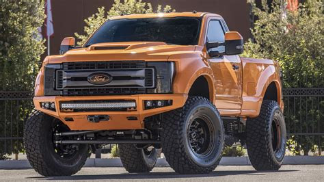 ford   super duty xlt  bds suspension review
