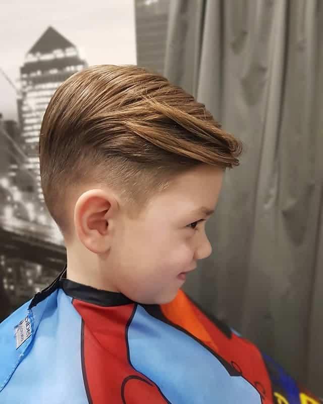 Boys Haircuts Short Sides Bpatello