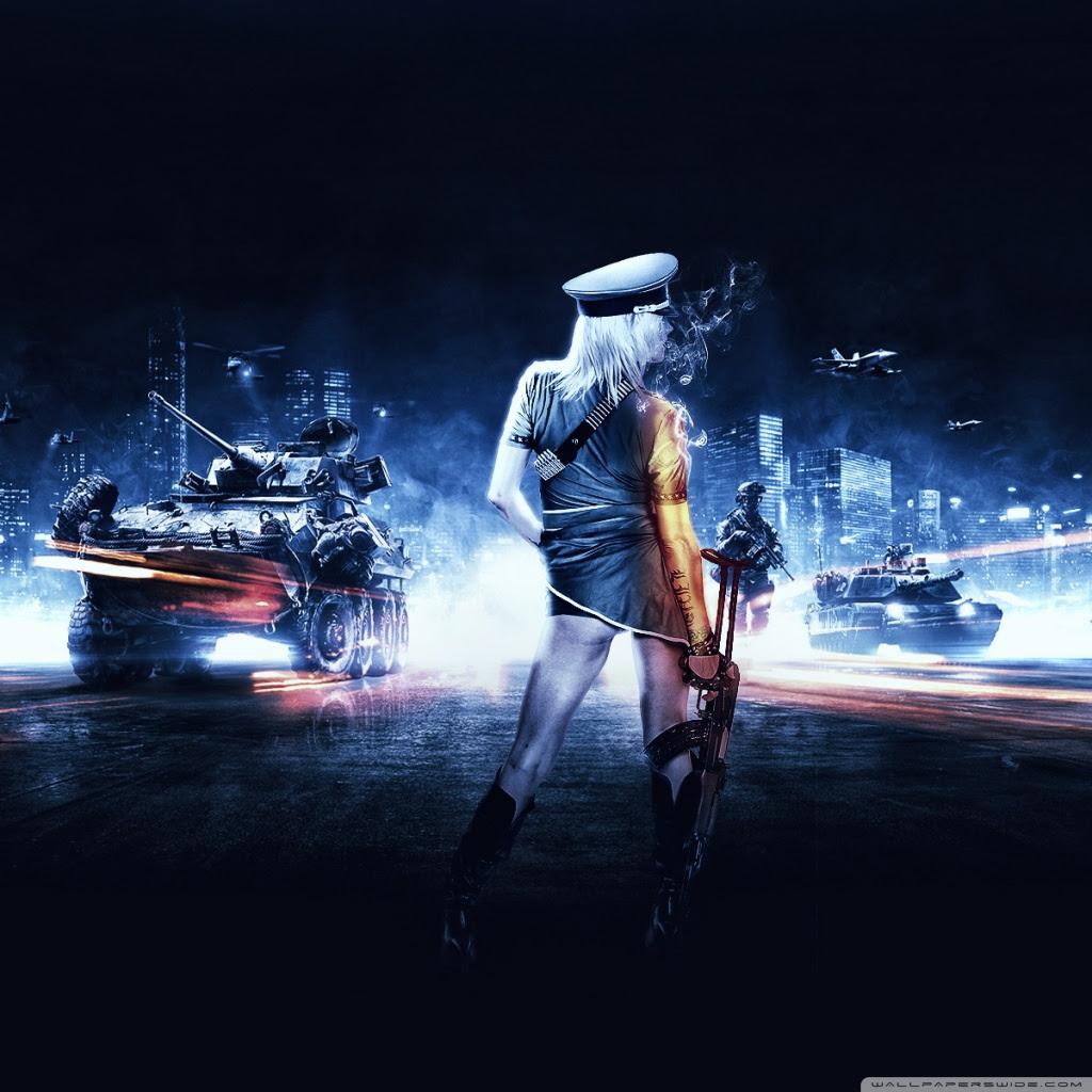 Battlefield 3 Girl 4k Hd Desktop Wallpaper For 4k Ultra Hd Tv