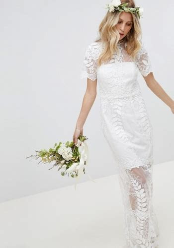 The rise of the high street wedding dress   The Fuss