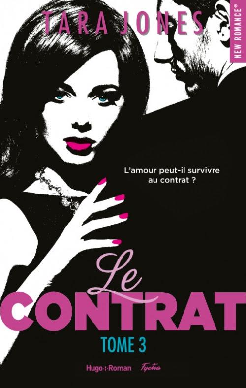 Couverture Le Contrat , tome 3