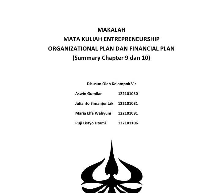 Contoh Bisnis Plan Powerpoint - Contoh Tiga