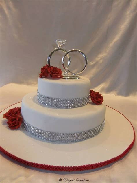 Custom Made to Order Wedding Cakes