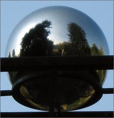 Cyburn Arboretum: Globe