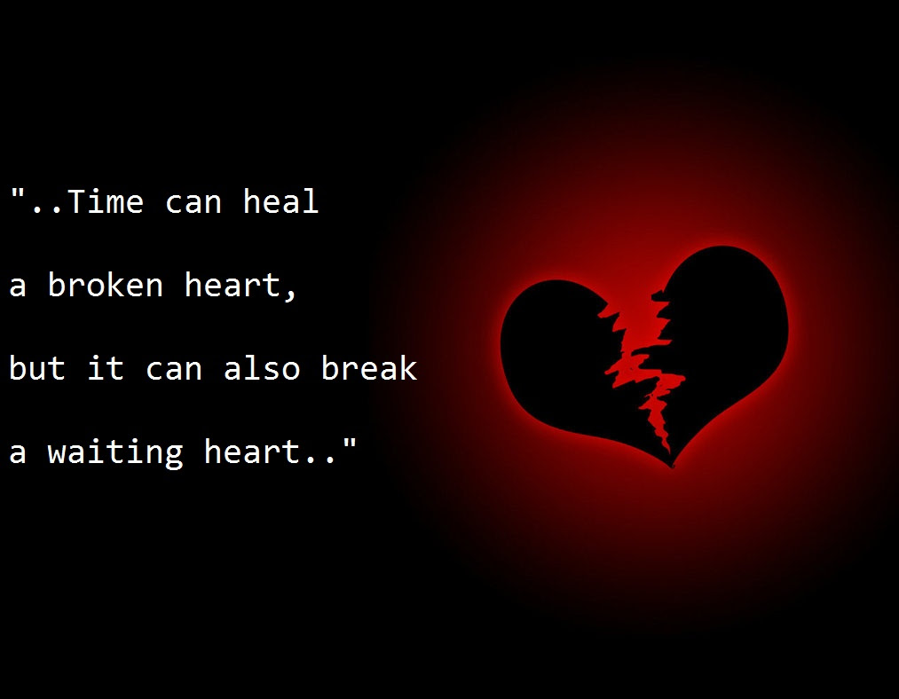 Quotes About Heal A Broken Heart 21 Quotes
