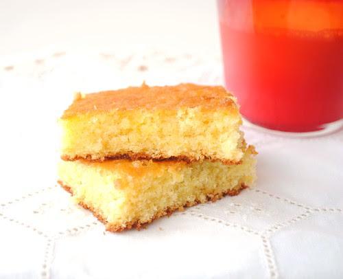 bolo de laranja da minha mãe