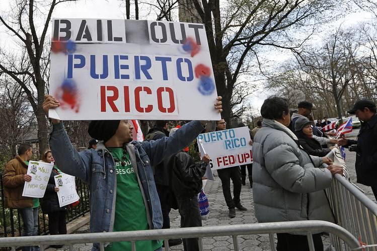 Αποτέλεσμα εικόνας για PUERTO RICO DEBT