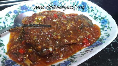 resepi ikan siakap tiga rasa ala thai shalimar yusof
