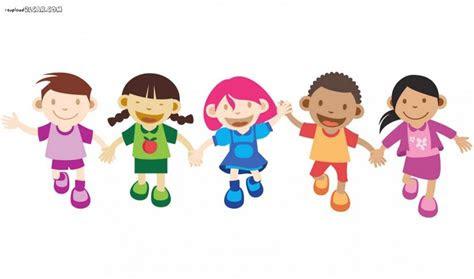 gambar kartun anak anak lucu bermain  belajar gambar
