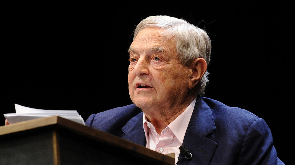 "Image: Evil globalist George Soros declares Trump's America is a ""hostile nation"" for opposing globalism"
