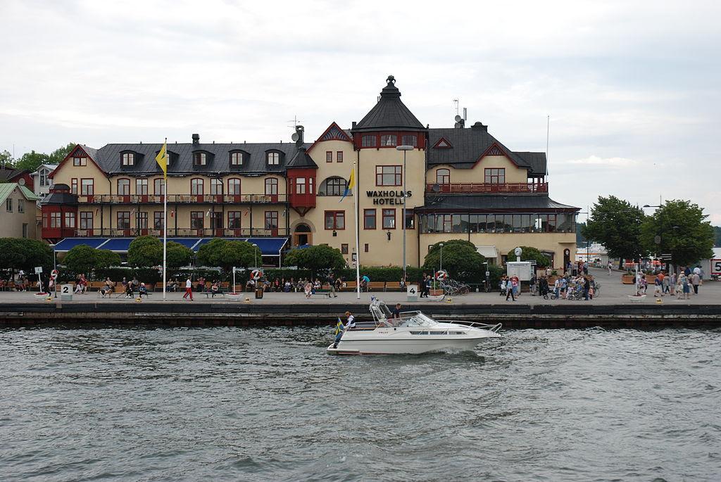 Vaxholm Vaxholms hotell.JPG