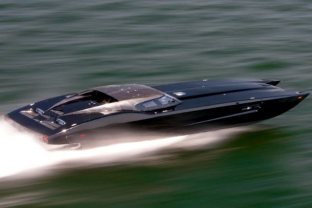 Real Speedboat Beast