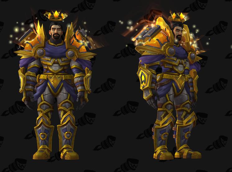 Paladin Tier 20 Armor Set Models - Wowhead News