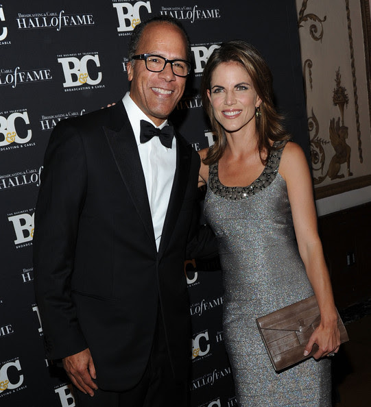 Natalie Morales And Lester Holt Photos Photos 20th Annual