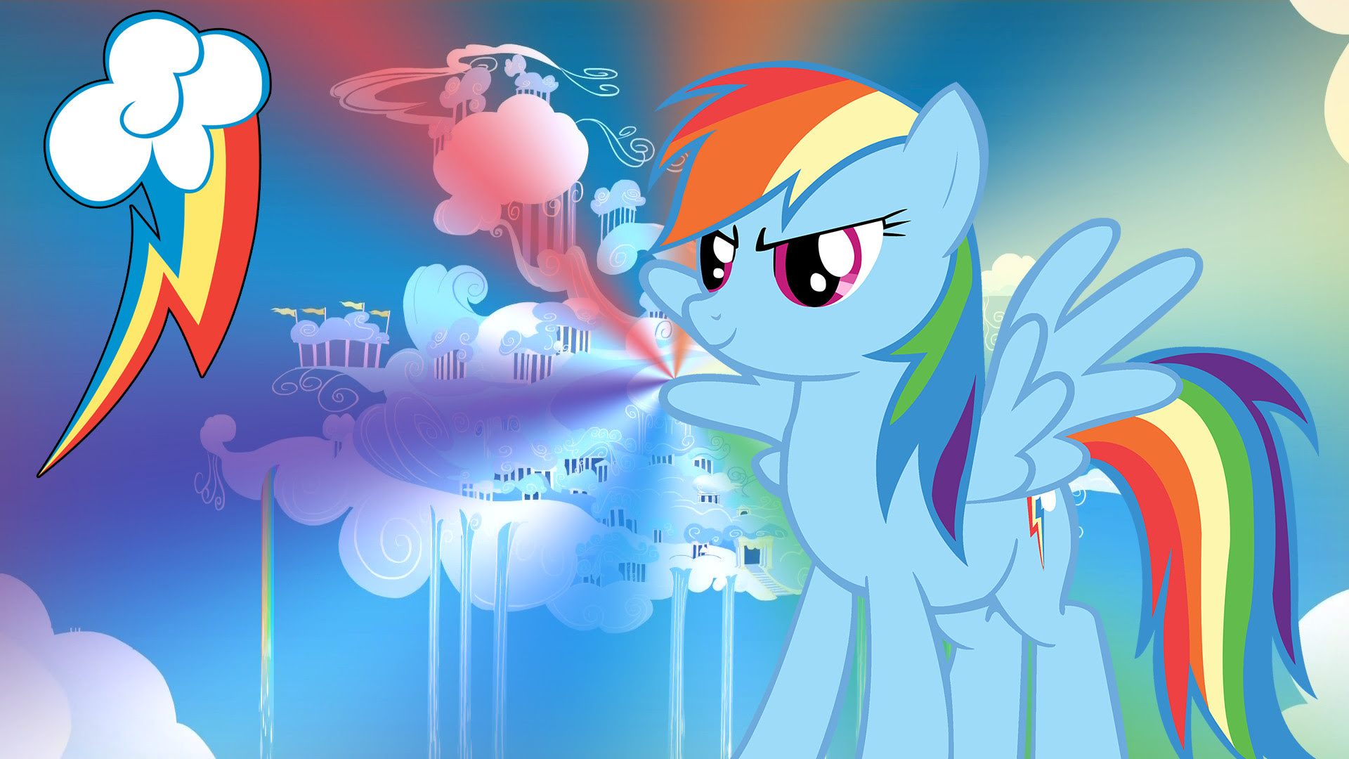 My Little Pony Rainbow Dash Wallpaper 82 Images