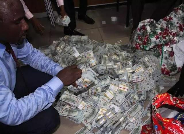 Ikoyi cash haul: Bank claims ownership of Flat 7B