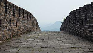English: Great Wall of China