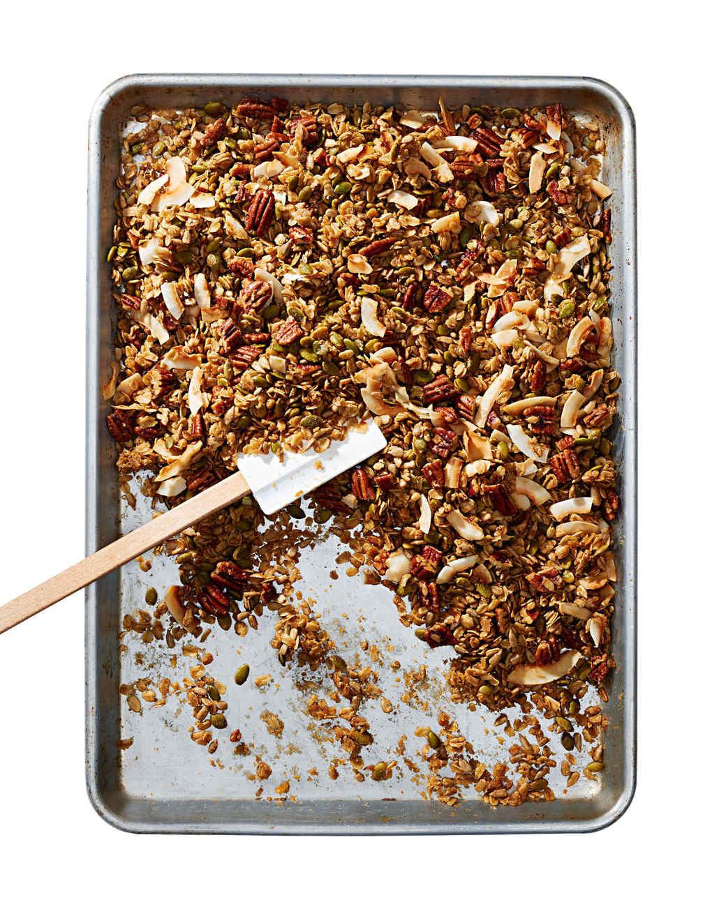 Yogurt, Granola, and Cereal Recipes | Martha Stewart