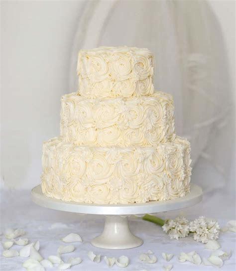 Buy online Wedding Cake   Buttercream Wedding Cake   Scotland