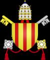 C o a Benedetto XIV.svg
