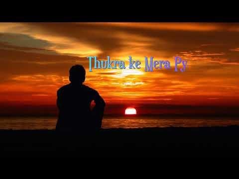 Thukra Ke Mera Pyar WhatsApp Status Video | Shaadi Mein Zaroor Aana