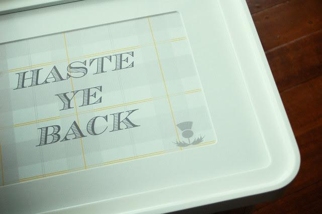 Side By Side Week 104 - Haste Ye Back