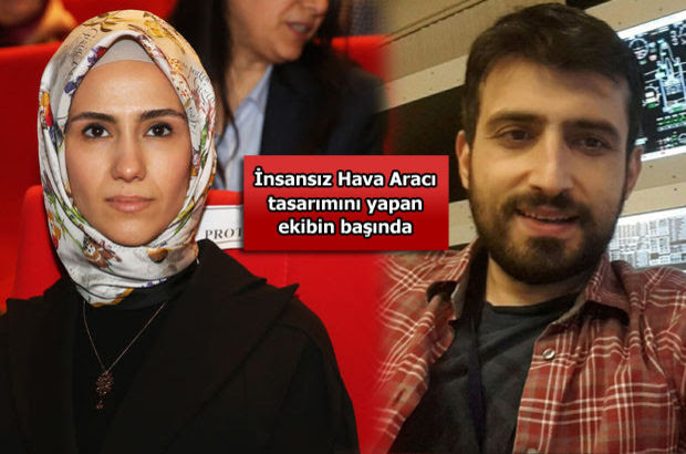 Sümeyye Erdoğan Selçuk Bayraktar