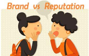 Brand Reputation تفاوت بین برند و شهرت