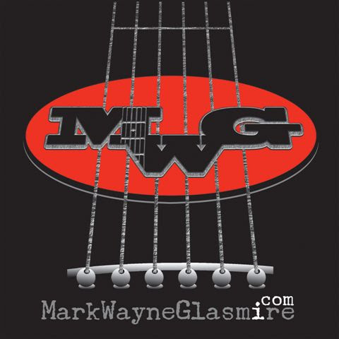 Mark Wayne Glasmire CD cover 2011