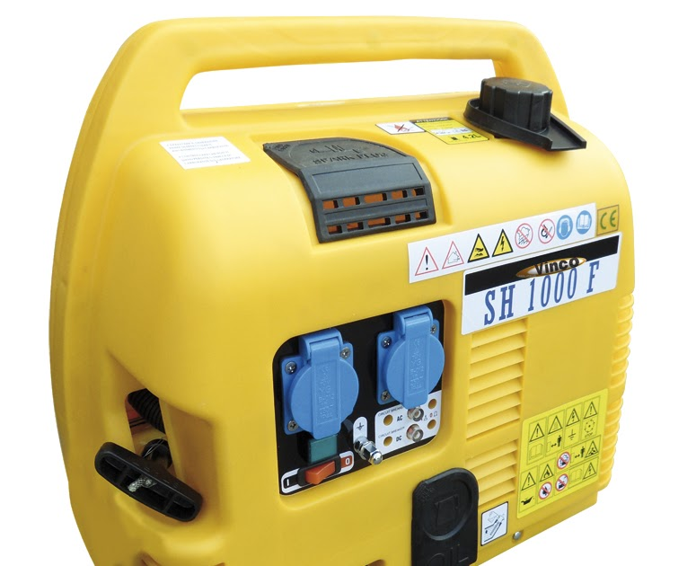 Miniescavatore generatore di corrente silenziato 2 kw for Generatore hyundai leroy merlin