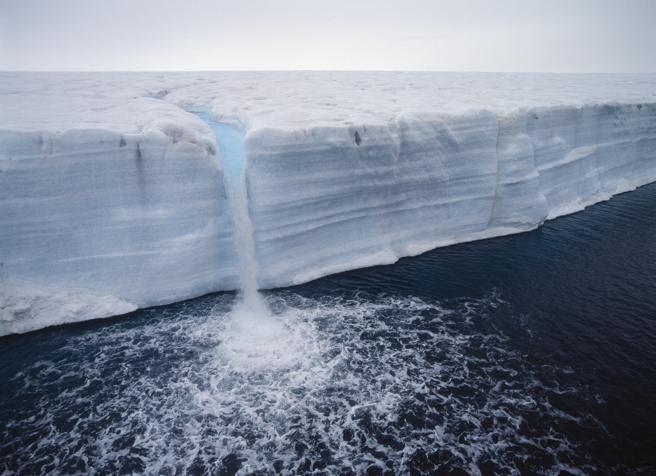 El aumento de la temperatura global media pone derrite de forma inexorable los glaciares