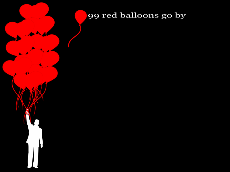 66 INFO MEANING OF 99 RED BALLOONS PDF