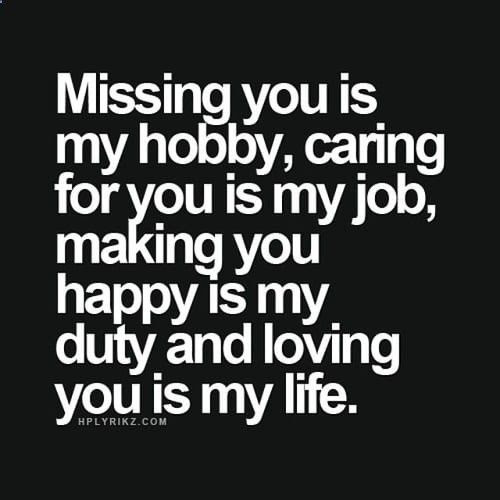 Cute Romantic Love Quotes About Wife And Cute Wife Sayings And