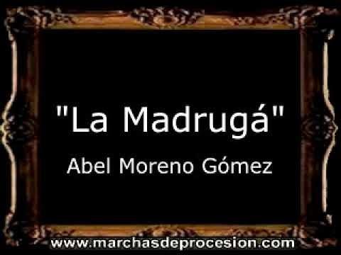 Abel Moreno Gómez