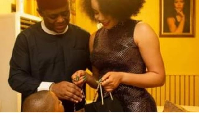 FFK Estranged Wife Throws Shade At Him Over Defection To APC