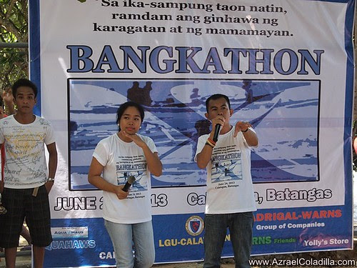 10th Bangkathon 2013 in Calatagan, Batangas