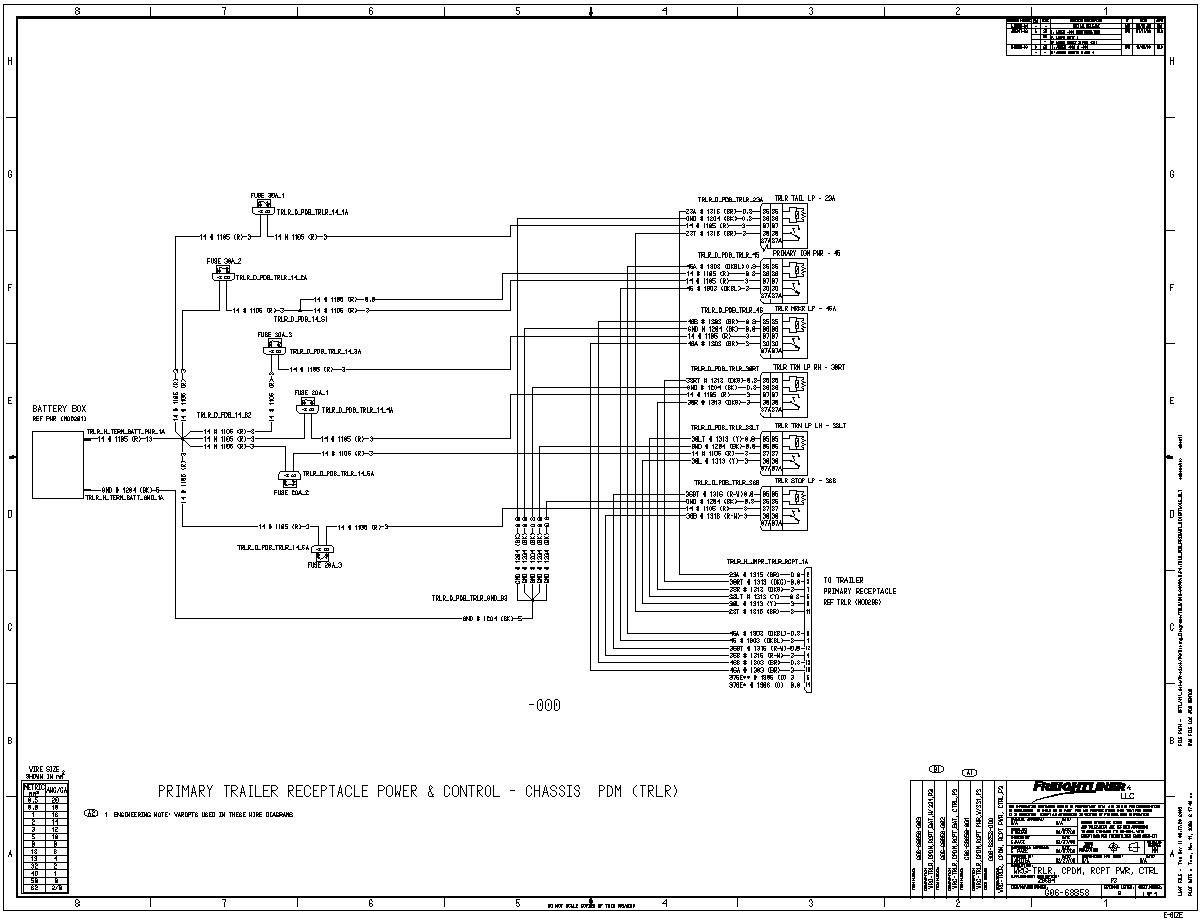 32 Freightliner M2 Bulkhead Module Diagram - Wiring ...