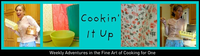 Cookin it