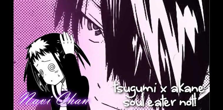 Soul Eater Not Akane X Tsugumi