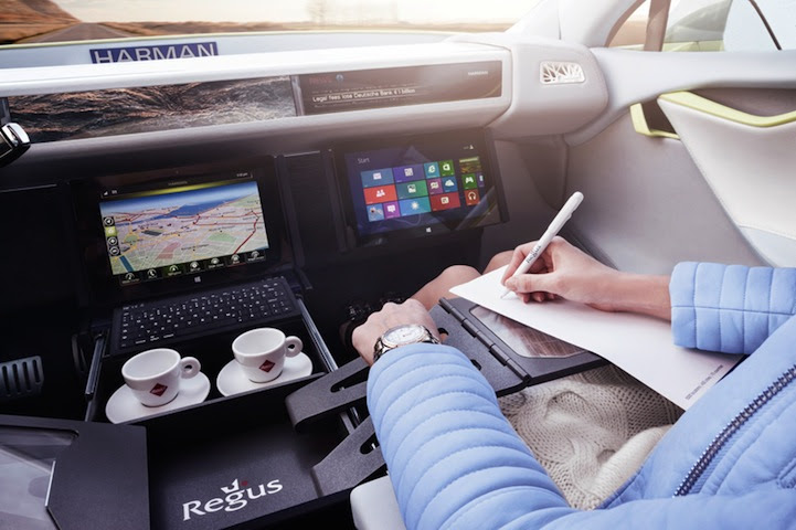perierga.gr - Το αυτοκίνητο του μέλλοντος δεν θα έχει οδηγό!