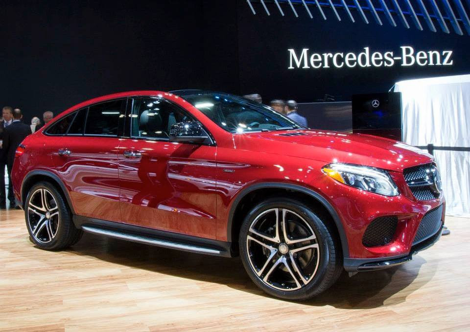 Gallery: Mercedes-Benz at New York Auto Show 2015