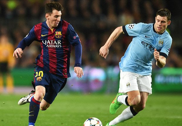 Be afraid, be very afraid: Messi shows Madrid he's more complete than ever
