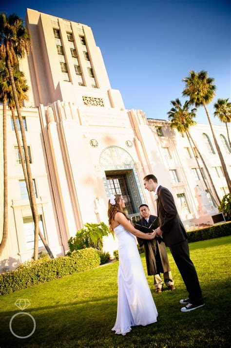 Pic Ideas: Outdoor San Diego Courthouse Ceremony   My