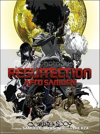 Afro Samurai: Ressurection