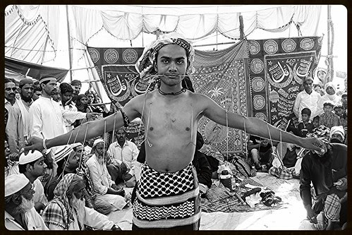 The Dhamal At The Urus Of Zinda Shah Madar Makhanpur by firoze shakir photographerno1