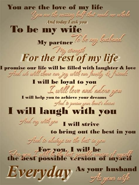 17 Best images about vows on Pinterest   Personalized