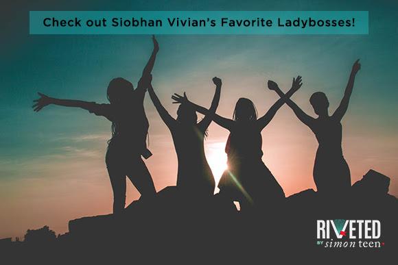 Siobhan Vivian's Favorite Lady Bosses