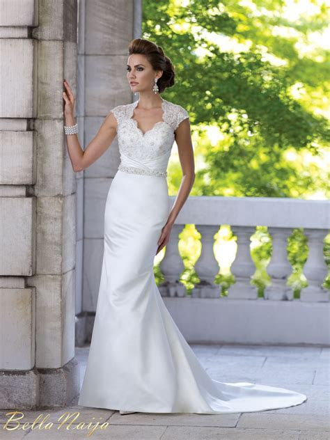 BN Bridal: David Tutera for Mon Cheri Spring 2013