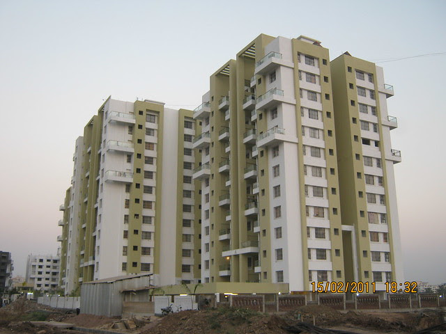 Windwards Phase 1 Kaspate Wasti Wakad Pune
