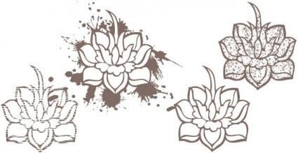 Unduh 910 Gambar Bunga Teratai Vektor Gratis Terbaik